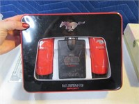 New Men's Ford Mustang Cologne 3pc Gift Set