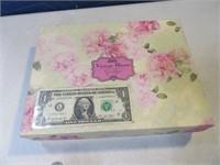 New 4pc VintageBloom Perfume~Lotion Gift Set