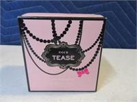 NEW Victoria'sSecret 1.7oz NOIR TEASE Perfume Boxd