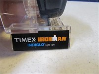 New TIMEX IronMan  Indiglo Blue Wrist Watch 1/2