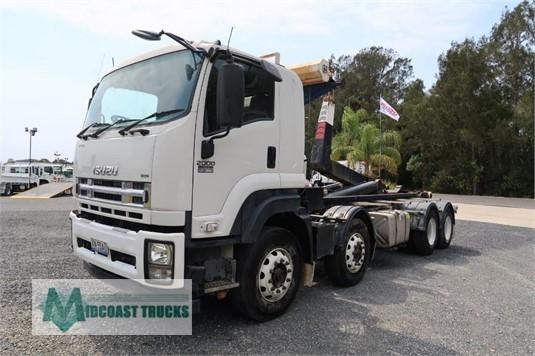 2016 Isuzu FYH 2000 Auto Midcoast Trucks  - Trucks for Sale