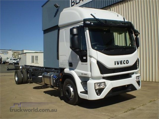 2018 Iveco Eurocargo ML160 - Trucks for Sale