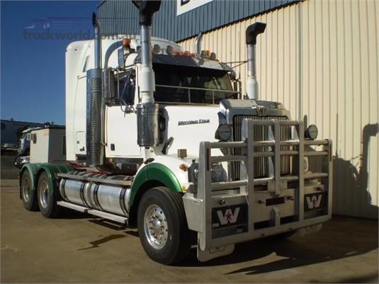 2010 Western Star 4800FX Black Truck Sales - Trucks for Sale