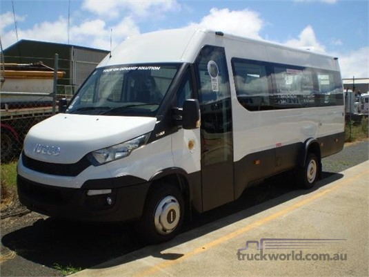 2017 Iveco Daily Euro 6 Black Truck Sales - Buses for Sale