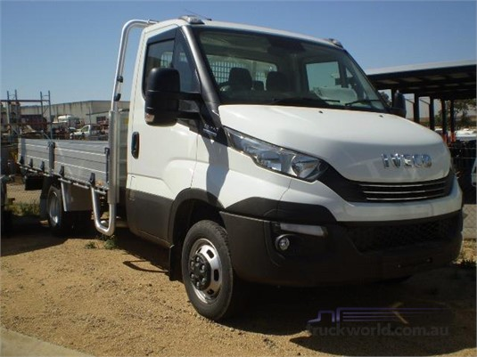 Iveco Daily 45c17 Black Truck Sales - Trucks for Sale