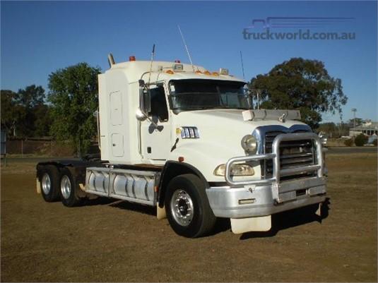 2010 Mack Granite Black Truck Sales - Trucks for Sale