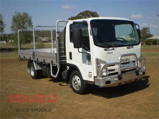 2009 Isuzu NPR 200 Used Isuzu Trucks - Trucks for Sale