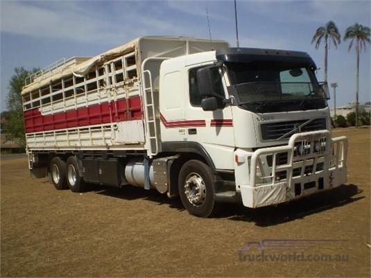2009 Volvo FM380 Black Truck Sales - Trucks for Sale