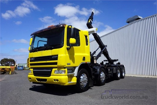 2008 DAF CF75 - Trucks for Sale