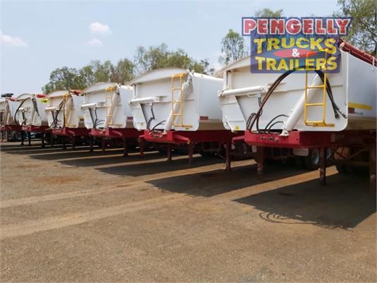 2005 Tristar Tipper Trailer Pengelly Truck & Trailer Sales & Service - Trailers for Sale