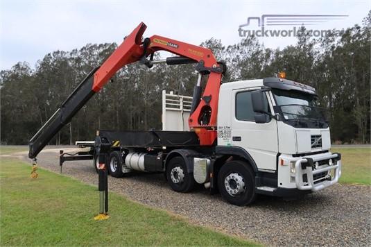 2008 Volvo FM340 - Trucks for Sale