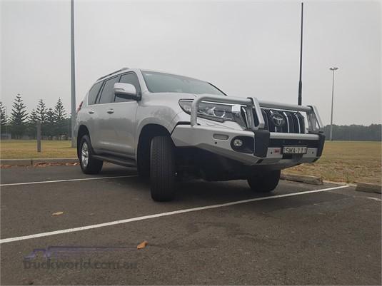 2018 Toyota Landcruiser Prado - Light Commercial for Sale