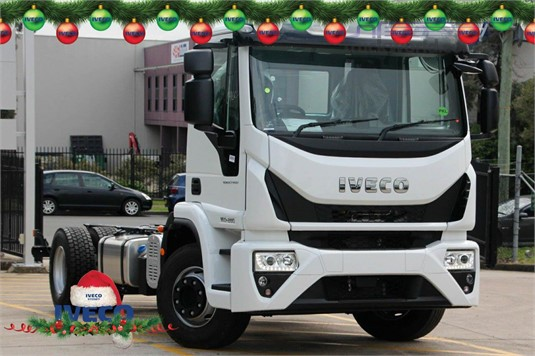 2018 Iveco Eurocargo - Trucks for Sale