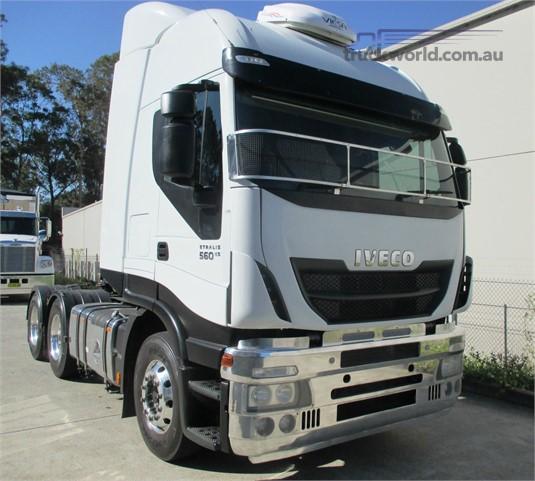 2014 Iveco Stralis - Trucks for Sale