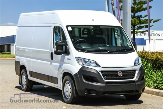 2018 Fiat Ducato - Light Commercial for Sale