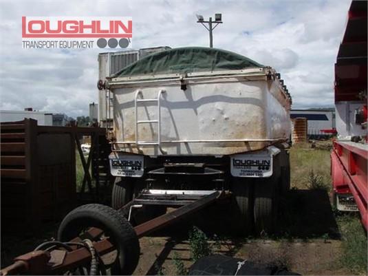 1989 Hamelex White TIPPER Loughlin Bros Transport Equipment - Trailers for Sale