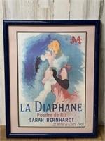 "1976 ""La Diaphane Poudre De Riz"""