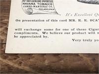 Circa 1905 Government Postcard