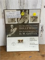 Autographed Frank Capra First Day issue