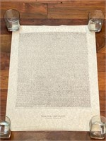 """1983 """"Magna Carta 1215"""" Produced by"""