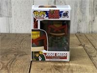 NIB Pop! Heroes Judge Dredd Vinyl Figure
