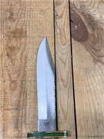 Tropical Stag Fixed Blade with Sheath