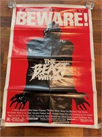 """1972 """"The Beast Within"""" Movie Poster"""