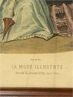 """La Mode Illustree Bureaux du Journal 56"