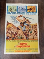 1962 Limited Sword of the Conquorer