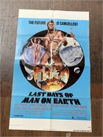 1974 Last Day of Man on Earth Limited