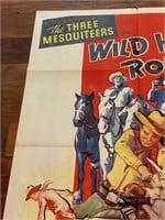 """Wild Horse Rodeo"" Republic Pictures"