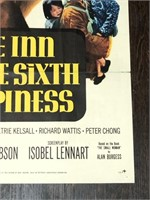 1958 Limited The Inn of the Sixth Happiness