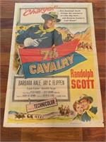 """1956 """"7th Calvary"""" Technicolor"""