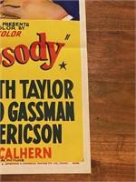 """Rhapsody"" MGM in Technicolor"