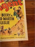 "1948 ""Indian Agent"" RKO Radio Pictures"