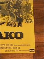 """""""Shalako"""" EMI Films Ltd"""