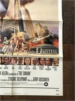 1978 The Swarm Official Movie Poster