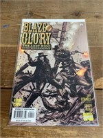 Four blaze of Glory Marvel The Last ride of