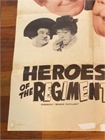 """""""Heroes of the Regiment"""" by Astor Pictures"""
