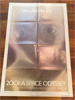 "1971 ""2001: A Space Odyssey"" MGM"