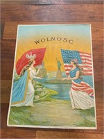 Wolnosc Poster - No. 4571P