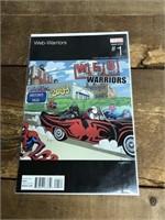 Marvel Web Warriors No.1 Variant Ed.
