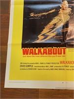 "1971 ""Walkabout"" 20th Century Fox"