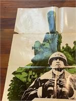 """1970 """"Patton: El Guerrero Rebelde"""""""