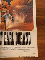 "1974 ""The Legend of Earl Durand"""