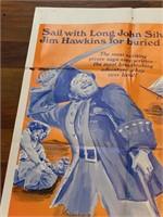 "1968 ""Long Silver Returns to Treasure"