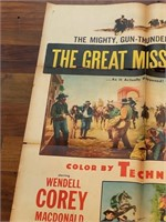 "1958 ""The Great Missouri Raid"""
