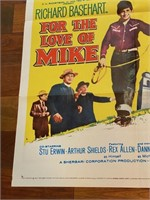 "1960 ""For The Love of Mike"" 20th"