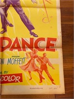 """1950 """"Let's Dance"""" Paramount Pictures"""