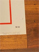 """1973 """"Theives Like Us"""" United Artist"""